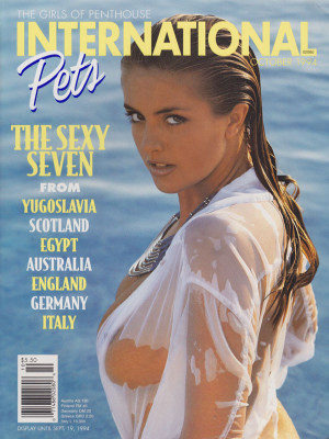 Girls of Penthouse - October 1994