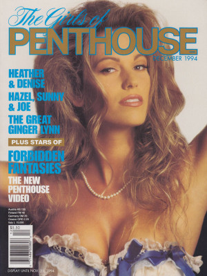 Girls of Penthouse - December 1994