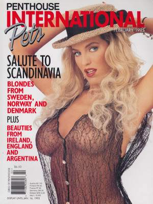 Girls of Penthouse - February 1995