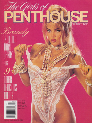 Girls of Penthouse - August 1995