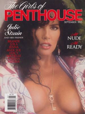 Girls of Penthouse - September 1995