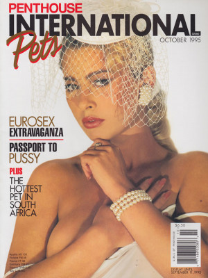 Girls of Penthouse - October 1995