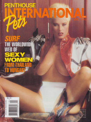 Girls of Penthouse - April 1996