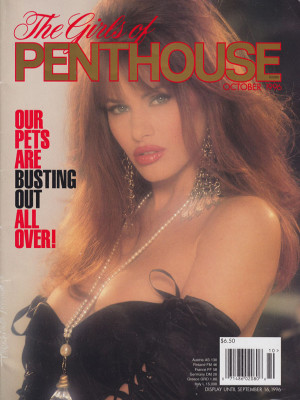 Girls of Penthouse - October 1996