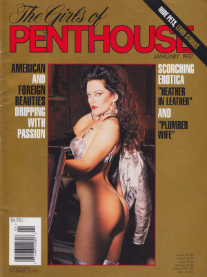 Girls of Penthouse - January 1997