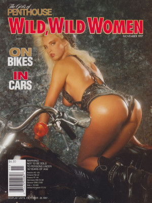 Girls of Penthouse - November 1997