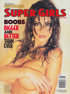 Girls of Penthouse - August 1998