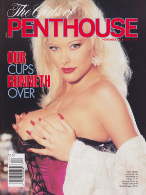 Girls of Penthouse - November/December 1998