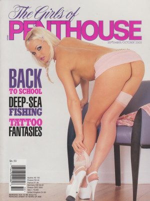 Girls of Penthouse - Girls Penthouse Sep/Oct 2000