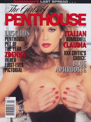 Girls of Penthouse - January/February 2001