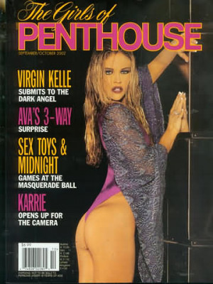 Girls of Penthouse - Girls Penthouse Sep/Oct 2002