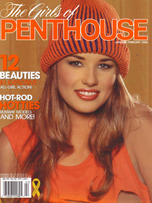 Girls of Penthouse - January/February 2006