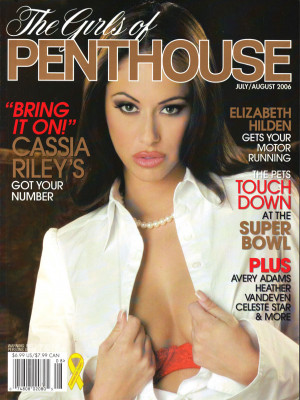 Girls of Penthouse - July/August 2006