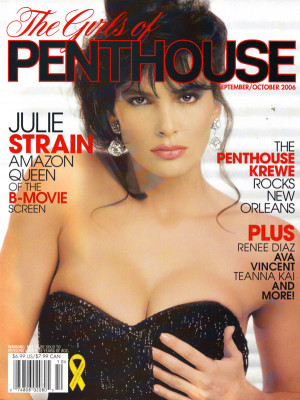 Girls of Penthouse - September/October 2006