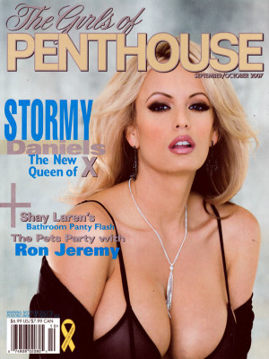 Girls of Penthouse - September/October 2007