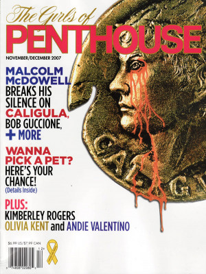 Girls of Penthouse - November/December 2007