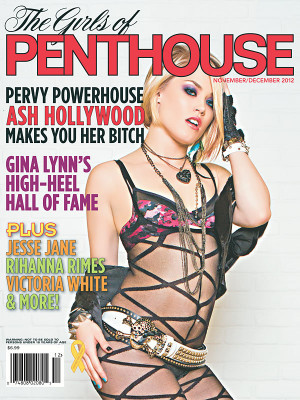 Girls of Penthouse - November/December 2012