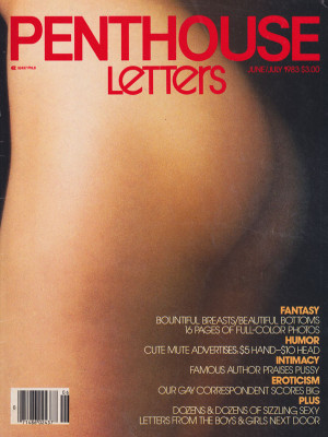 Penthouse Letters - June/July 1983