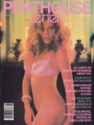 Penthouse Letters - August/September 1983
