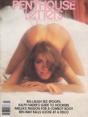 Penthouse Letters - January 1987