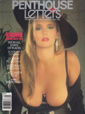Penthouse Letters - September 1989