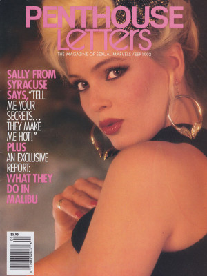 Penthouse Letters - September 1993