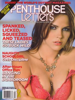 Penthouse Letters - April 2009