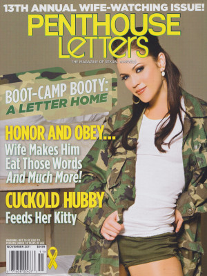 Penthouse Letters - November 2011