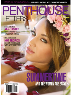 Penthouse Letters - July 2017