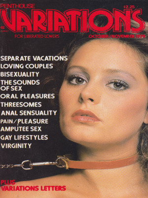 Penthouse Variations - October/November 1979