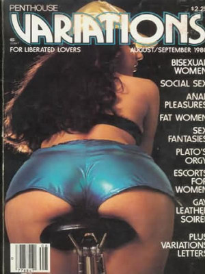 Penthouse Variations - Variations Aug/Sep 1980
