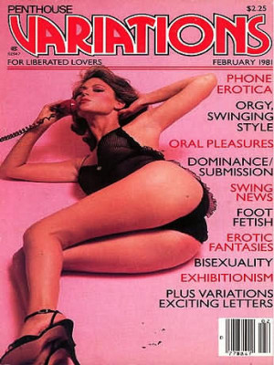 Penthouse Variations - Variations Feb 1981