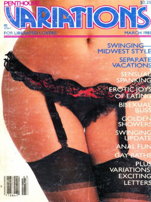 Penthouse Variations - Variations Mar 1981