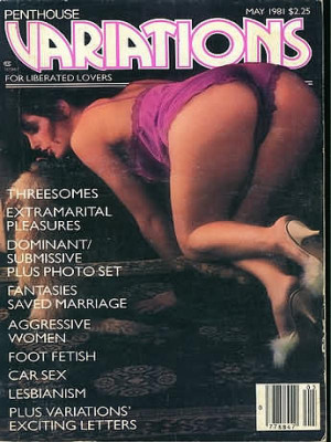 Penthouse Variations - Variations May 1981
