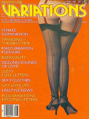 Penthouse Variations - Variations Jun 1981