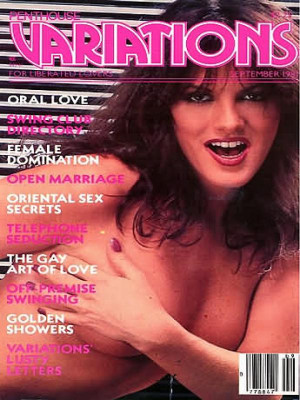 Penthouse Variations - Variations Sep 1981