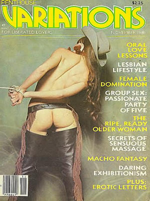 Penthouse Variations - Variations Nov 1981