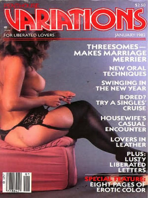 Penthouse Variations - Variations Jan 1982