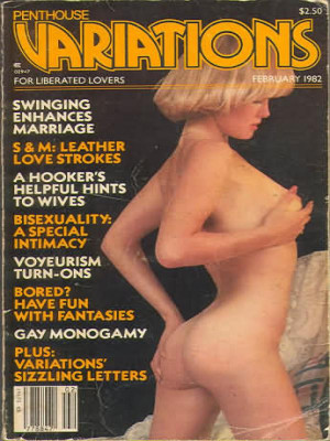 Penthouse Variations - Variations Feb 1982