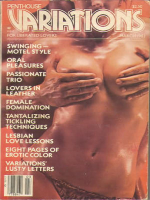 Penthouse Variations - Variations Mar 1982