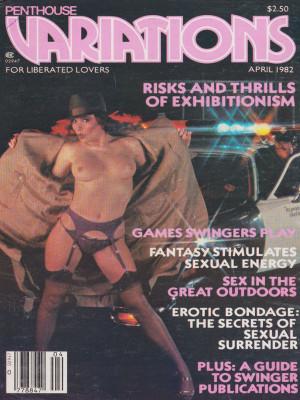 Penthouse Variations - April 1982