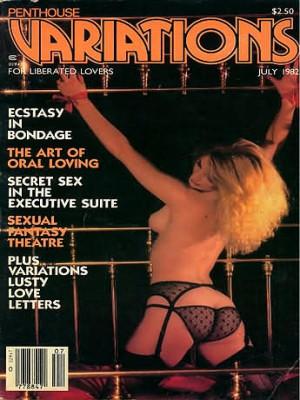 Penthouse Variations - Variations Jul 1982