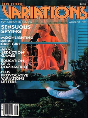 Penthouse Variations - Variations Aug 1982