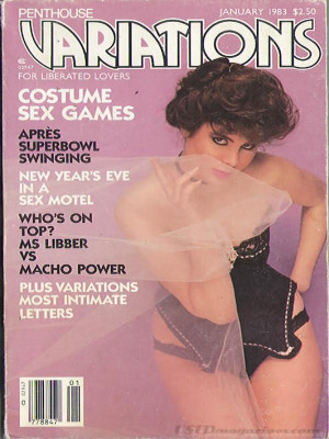 Penthouse Variations - Variations Jan 1983