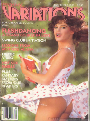 Penthouse Variations - Variations Sep 1983
