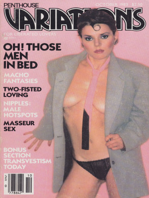 Penthouse Variations - October 1983