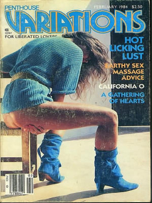 Penthouse Variations - Variations Feb 1984