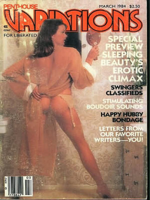 Penthouse Variations - Variations Mar 1984