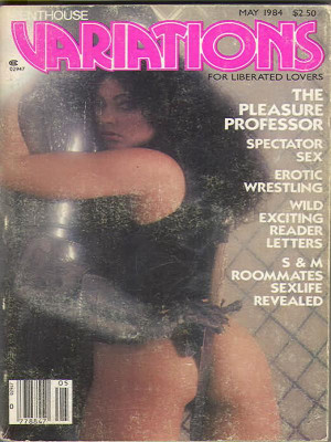 Penthouse Variations - Variations May 1984
