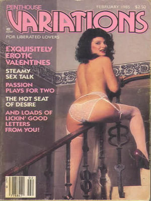 Penthouse Variations - Variations Feb 1985
